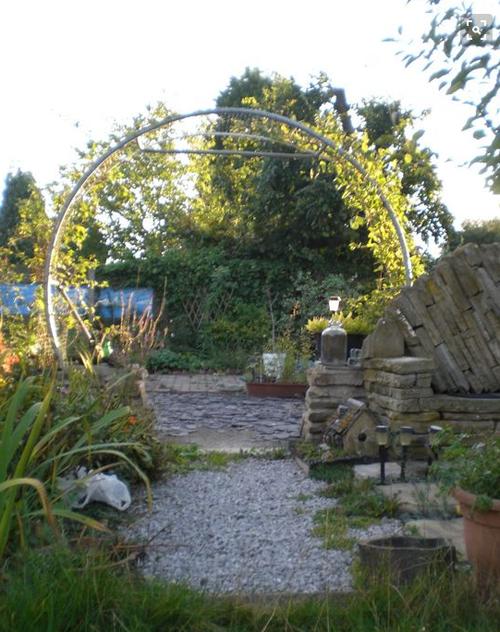 Add a garden feature