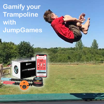 5 Reasons to Gamify your Trampoline