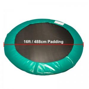 16 ft Super Premium Trampoline Safety Padding (Green)