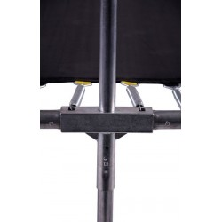 Jumpking 10ft x 15ft Oval JumpPod Premium Trampoline