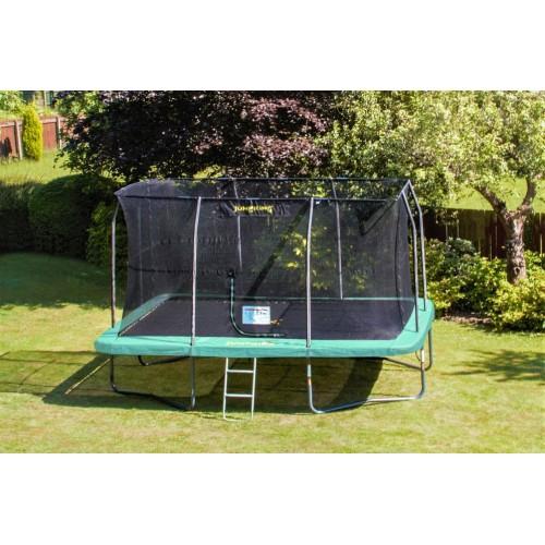 JumpKing 10ft x 14ft Rectangular Trampoline