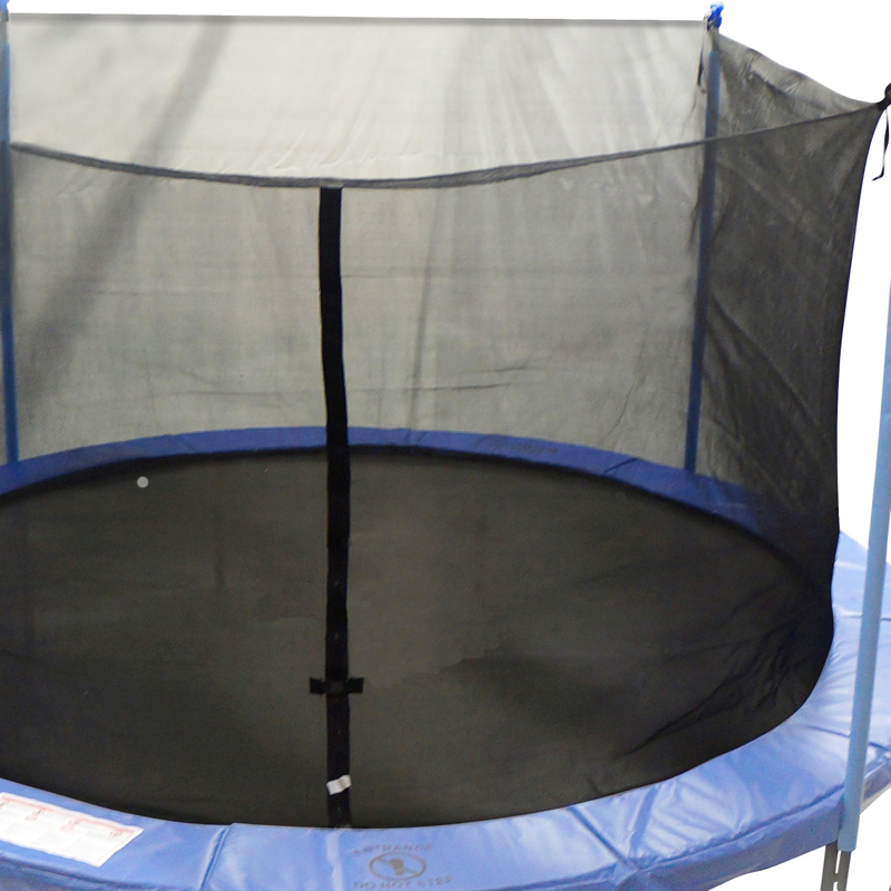 12 Ft Trampoline Netting (inside Type For 4 Straight Poles