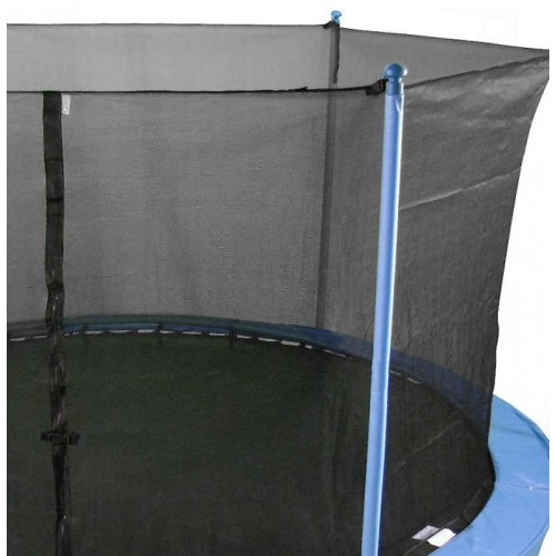 14 Ft Trampoline Netting (inside type for 8 straight poles)