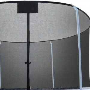 10 ft Trampoline Safety Net ( for 6 Curved Pole trampoline )