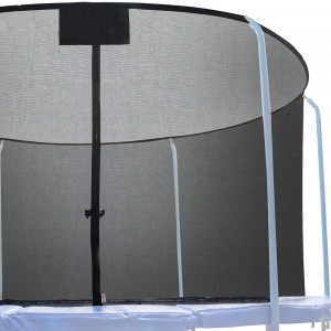 12 ft Safety Net  ( for 6 Curved Pole trampoline )