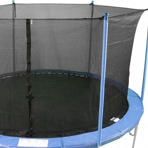 16 Ft Trampoline Netting (inside type for 6 straight poles)