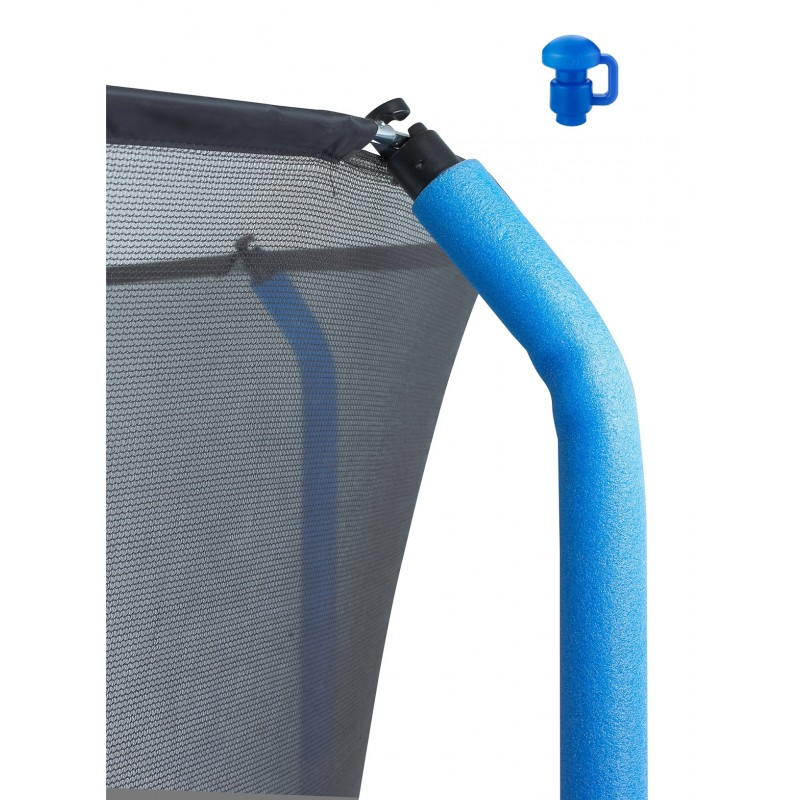 Curved-trampoline-pole-brackets-included