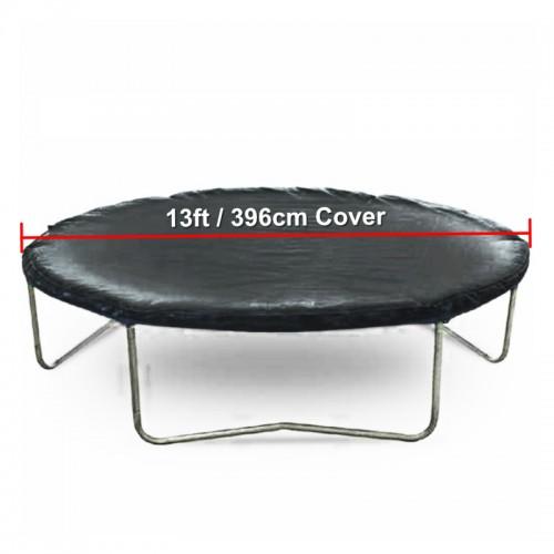 Weatherproof Trampoline Cover (Black) for 13 ft Trampoline