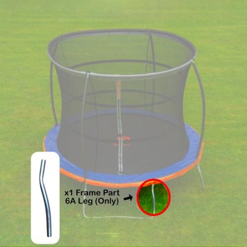 Jump Power Frame Part 6A Leg for 10 foot trampoline