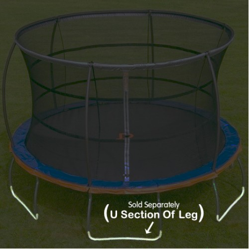 Jump Power U Section of Leg of Frame for 13 foot trampoline