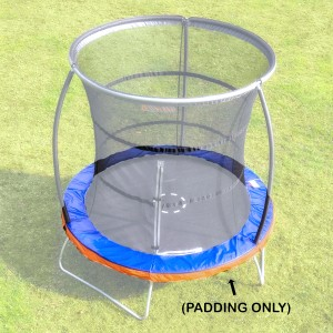 8 ft Surround Padding (for Jump Power Trampoline)