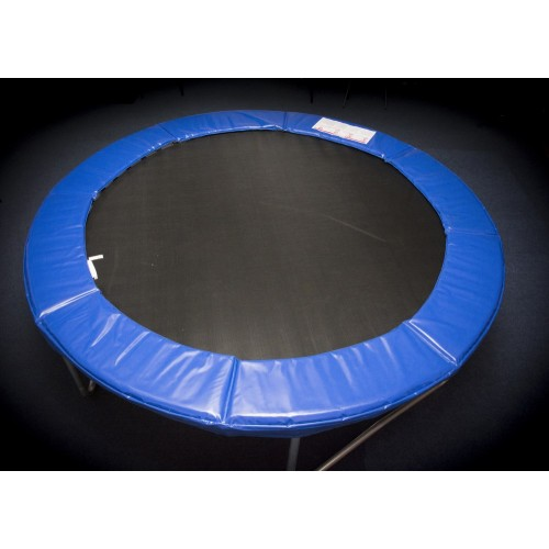 8 ft Super Premium Trampoline Safety Padding (blue)