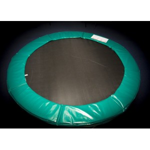12.5 ft Super Premium Trampoline Safety Padding (Green)