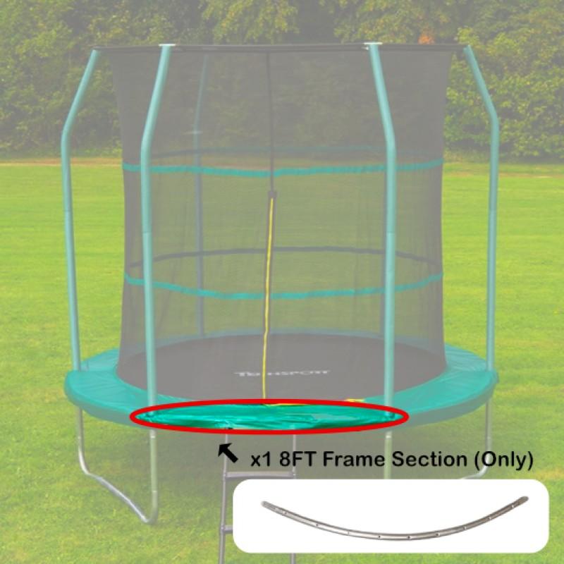 Tech Sport Frame Section 8 foot trampoline