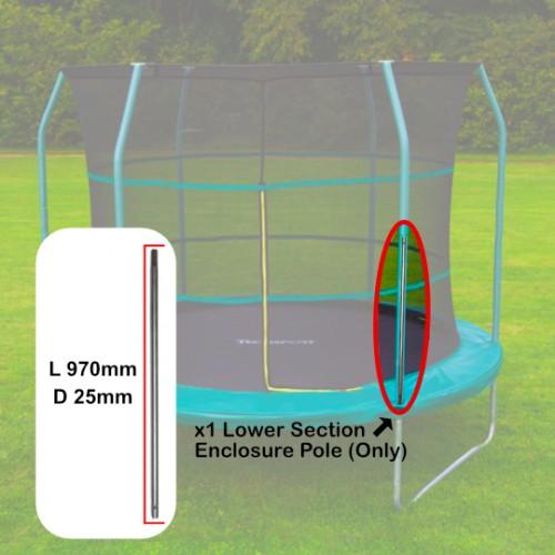 Tech Sport Lower Section Enclosure Pole