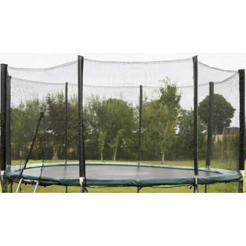 14 ft Trampoline Netting (outside type for 6 straight poles)